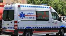 الدفاع المدني: تحرير يد شخص علقت بعجانة مصنع في مأدبا