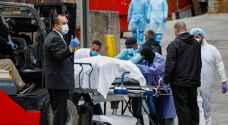 أمريكا تسجّل أكثر من 700 وفاة بكورونا خلال 24 ساعة