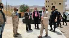 وزير الزراعة يزور محمية فيفا ويتفقد مشاريع فيها