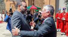 الملك يطمئن هاتفياً على صحة العاهل المغربي
