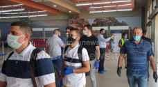 الأردن .. وصول أول رحلة طيران داخلي من عمّان إلى العقبة.. صور
