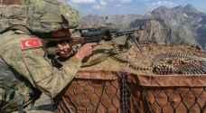 بغداد تطلب من تركيا سحب قواتها من شمال العراق ا