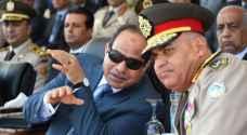 السيسي عن الجيش المصري: يحمي ولا يهدد