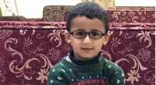 الحزن يخيم على مواقع التواصل بعد وفاة الطفل أمين مقدادي من إربد