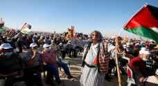 ملادينوف للفلسطيين في أريحا: لستم مستأجرين هنا.. هذا بيتكم