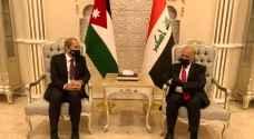 """الصفدي في بغداد """"المحطة الثانية بعد رام الله"""" خلال أزمة كورونا"""