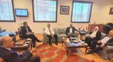 """نواب القائمة العربية في الكنيست يبحثون مع السفير الأردني بتل أبيب سبل مواجهة """"خطة الضم"""""""
