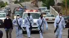اعتقال مصابين بكورونا لتجولهما بالشوارع العامة في فلسطين