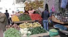 نقص البرادات يخفض صادرات الخضار والفواكه الأردنية في حزيران