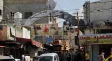 إغلاق مخيم بلاطة في نابلس بعد ارتفاع أعداد المصابين بكورونا