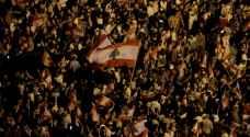 جرحى مدنيون وعسكريون في تحركات شعبية احتجاجية ليلية في لبنان