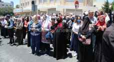 """وزارة الصحة تطالب أهالي طلبة """"التوجيهي"""" بالامتناع عن التجمهر  أمام مراكز تقديم الامتحانات"""