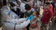 الصين تسجل 8 إصابات بفيروس كورونا