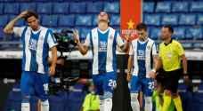 الدوري الإسباني: هبوط إسبانيول مسألة وقت