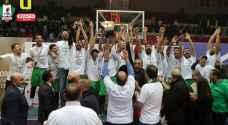 الوحدات يوزع مكافآت الدوري على لاعبي كرة السلة