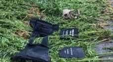 القبض على 4 أشخاص مصنفين بالخطرين في البادية الوسطى - صور