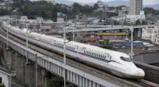 """اليابان تطلق قطارها """"الرصاصة"""" .. فيديو"""