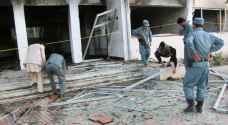 قتلى بصفوف الشرطة الأفغانية بهجومين منفصلين لطالبان
