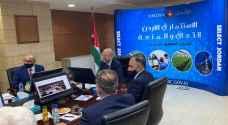 الرزاز: استقرار الأردن رسالة للعالم وللباحثين عن فرصة استثمارية في بيئة آمنة
