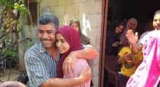 """جامعة """"عمان الأهلية"""" تتبرع بمنحة كاملة لطالبة فلسطينية من قطاع غزة تفوقت بالثانوية"""