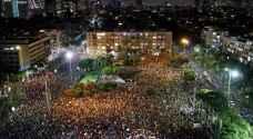 مواجهات عنيفة بين الشرطة ومتظاهرين في تل أبيب ضد سياسات نتنياهو- فيديو وصور