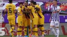 بطولة اسبانيا: برشلونة يواصل الضغط على ريال مدريد