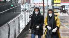203 وفيات و2349 إصابة جديدة بكورونا في إيران