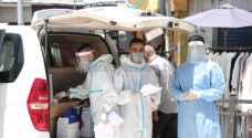 كم عدد المصابين بفيروس كورونا في مستشفيات الأردن حتى صباح الثلاثاء ؟