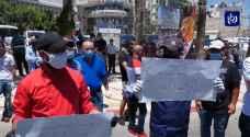 مع استمرار الإغلاق فقي الضفة.. وقفة احتجاجية تطالب بإيجاد حلول للعاملين في القطاع السياحي - فيديو