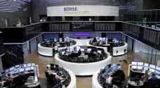 الأسهم الأوروبية تتراجع