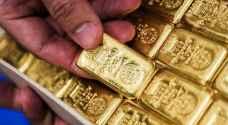 الذهب مستقر قرب 1800 دولار للأونصة