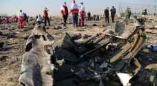 إيران تقول إنّها أرسلت الصندوقين الأسودين للطائرة الأوكرانية إلى فرنسا