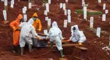 أكثر من 600 ألف وفاة في العالم جرّاء فيروس كورونا