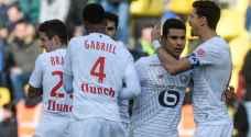 إصابة ثلاثة لاعبين من ليل الفرنسي بفيروس كورونا المستجد