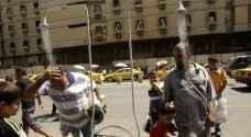 مدينة البصرة العراقية تسجل 52 درجة مئوية في الظل ظُهر الأحد