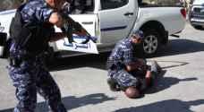 ضبط أكثر من نصف كغم مخدرات بحوزة تاجر فلسطيني