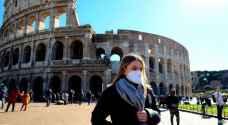 15 وفاة و129 إصابة جديدة بكورونا في ايطاليا