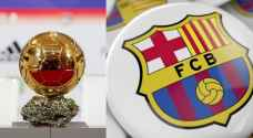 """برشلونة يرد """"بسخرية"""" على حجب """"الكرة الذهبية"""""""