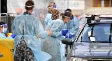 استراليا تسجل أعلى عدد إصابات بكورونا منذ بدء انتشار الوباء