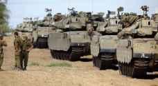 الاحتلال يرسل تعزيزات عسكرية إلى الحدود مع لبنان
