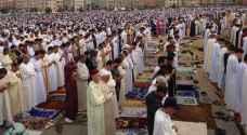 صلاة عيد الأضحى بالبيوت في المغرب