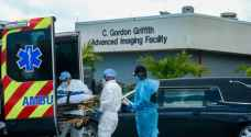 أكثر من 57 ألف إصابة بفيروس كورونا في الولايات المتحدة خلال 24 ساعة