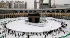 """بدء مناسك الحج في السعودية .. موسم استثنائي وإجراءات مشددة """"صور"""""""