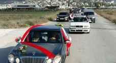 """مصرع طفل فلسطيني جراء سقوطه من مركبة خلال """"فاردة زفاف"""""""