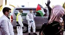تسجيل ارتفاع جديد بنسبة المتعافين من كورونا في فلسطين