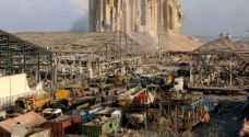 عمليات بحث متواصلة عن عالقين تحت أنقاض مرفأ بيروت