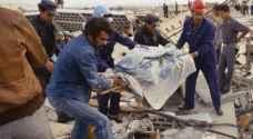 انهيار مبنى من خمس طوابق إثر هزتين أرضيتين شرق الجزائر