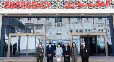 السفارة الأمريكية: قسم الطوارئ الجديد في مستشفى البشير رمز للشراكة الدائمة بيننا وبين الأردن
