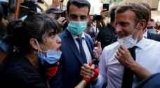 """ماكرون يدعو إلى """"التحرك سريعاً وبفعالية"""" لتقديم الدعم إلى لبنان"""