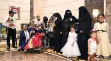 بعد فراق 15عامًا.. الإمارات تجمع شمل عائلة يهودية من اليمن وبريطانيا - فيديو